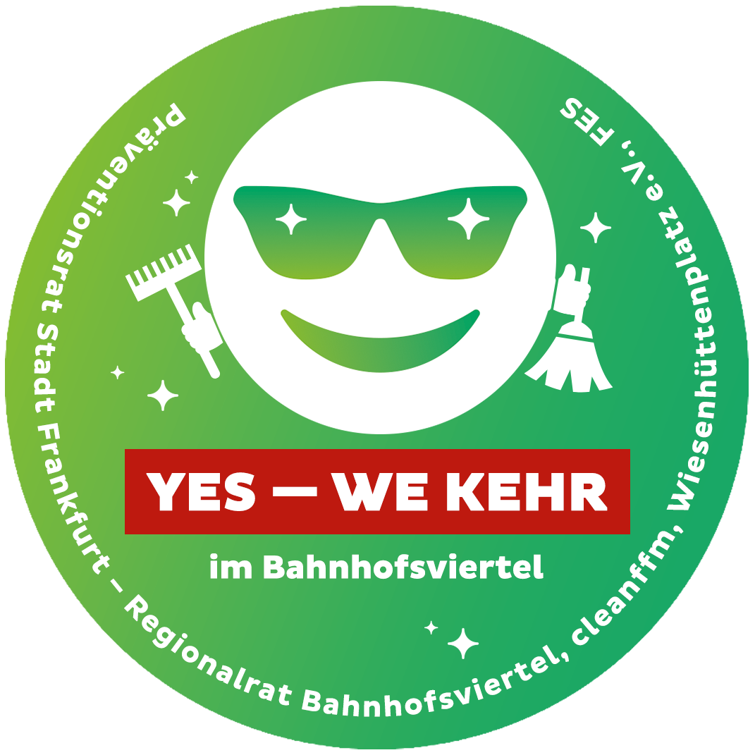 Logo yes we kehr